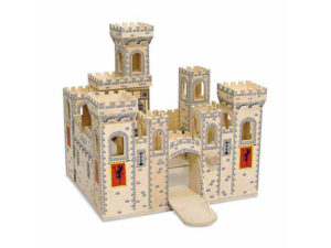idea regaloper natale, fortezza , castello reale , inventare storie, gioco di immaginazione,fortress, royal castle, invent stories, game of imagination,melissa & doug