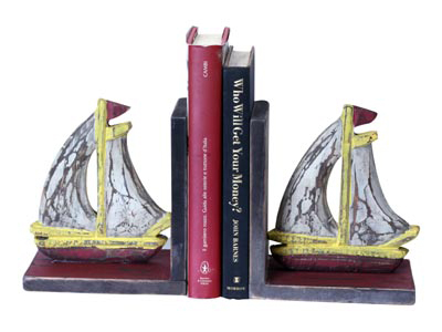 fermalibri con soggetto marino, blocca libri , camera in ordine, regalo per amanti del mare,bookends with sea subject, block books, room in order, gift for lovers of the sea, idea regalo per il papà