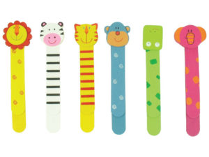 segnalibro con animaletto simpatico e allegro, regalo utile, Bookmark with pet friendly and cheerful, useful gift