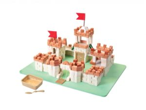 catello in mattoncini,set creativi, passatempi creativi, modellismo, costruzione con mattoncini, piccoli muratori, idea regalo per natale,Sept. creative, creative leisure, model building with bricks, small builders