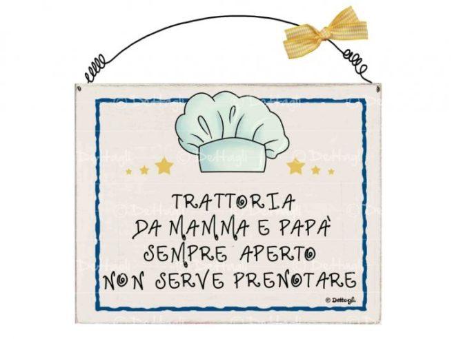 targa per porta,cappello da chef, personalizzabile , trattoria, cucina , creazioni Dettagli Cagliari,plaque for the door, chef's hat, customizable, caterer, kitchen,artigianato italiano,Italian craftsmanship