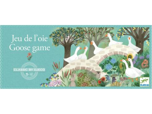 gioco dell'oca, gioco di fortuna giochi classici di una volta,goose game , luck game classic games of yesteryear djeco dj05232