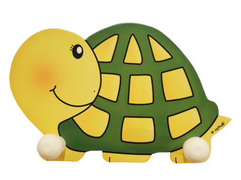 appendiabito colorato e spiritoso per cameretta , vendita online oggetti con tartarughe, creazioni dettagli cagliari, coat hanger for kids bedroom colorful and witty, online sale items with turtles, creations details cagliari,