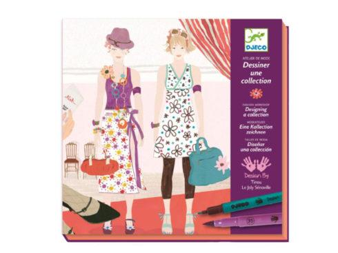 gioco della moda, crea i tuoi modelli di abiti, giovani stilisti dj08731