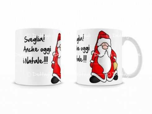 tazza personalizzabile con babbo natale, tazza con nome,tazza per natale , oggettistica con babbo natale, oggettistica per natale,idea regalo per natale, creazioni dettagli cagliari,customizable mug with Santa Claus, mug with name, mug for Christmas, gifts with Santa Claus, for Christmas gifts, gift idea for Christmas, details creations Cagliari,