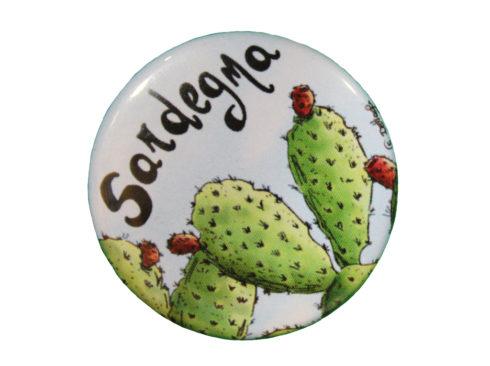 souvenir sardo magnete sardegna flora della sardegna