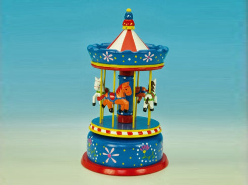 music box regalo per bambini