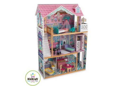 casa per bambole barbie,barbie doll's house,kidkraft 65079