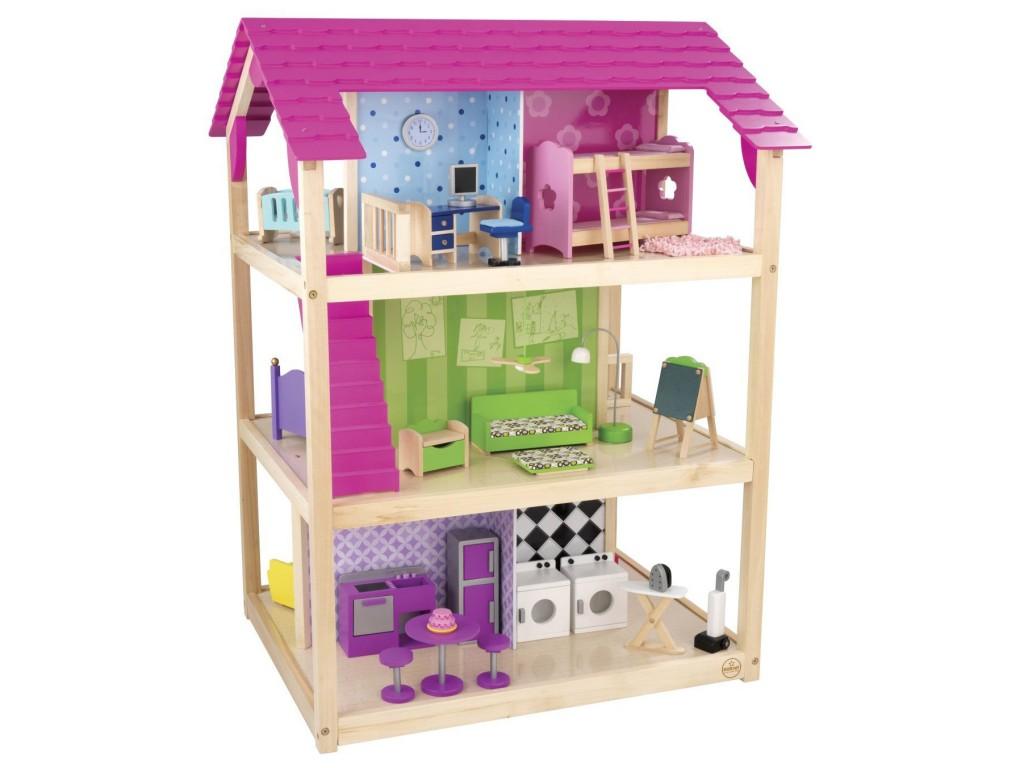 casa per le bambole girevole , dollhouse swivel,kidkraft 65078