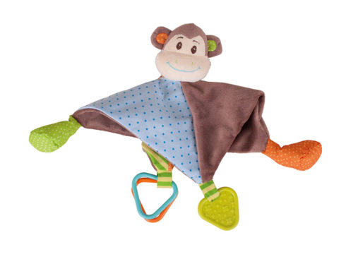 doudou per neonati , regalo per la nascita , lenzuolino di linus