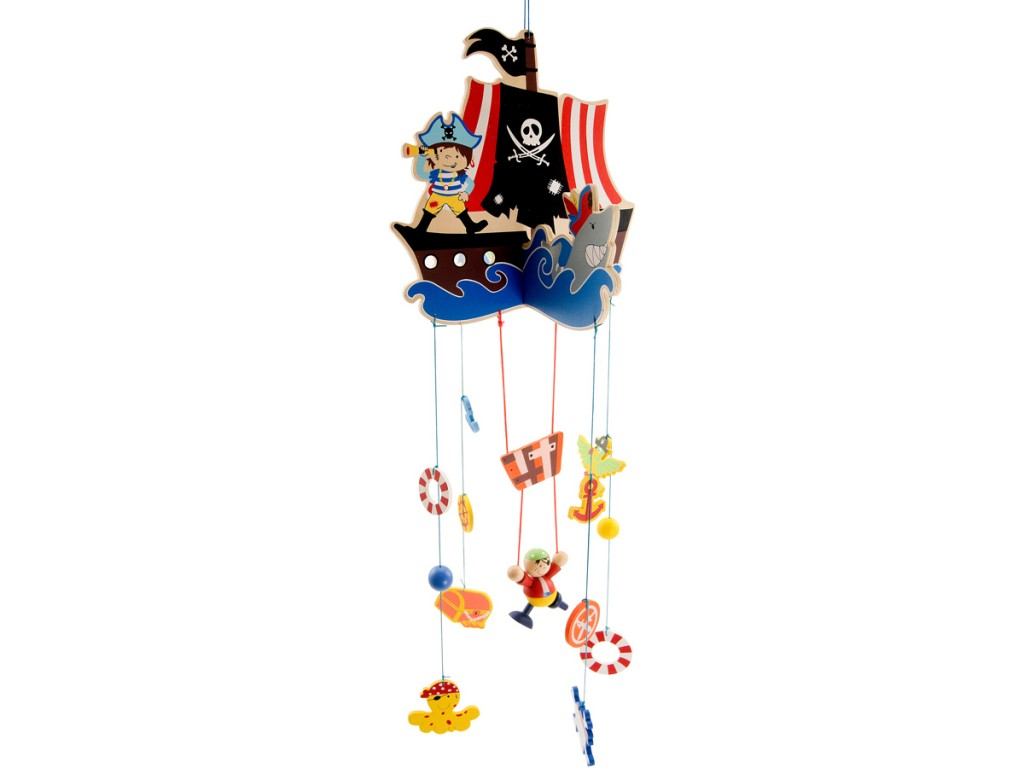 giostra pirata, il modo dei pirati , articoli per neonati,carousel pirate, the pirate way, baby articles