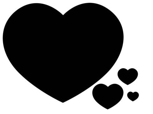 """lavagna adesiva , simil ardesia,adesivo per muro,cuore decorativo,cuoricini adesivi,vendita online oggettistica con cuori per san valentino ,cuore da collezione, creazioni """"Dettagli"""" Cagliari,blackboard sticker, like slate, wall sticker, decorative heart, hearts stickers, buy online gifts with hearts for valentine, heart collectible creations """"Details"""" Cagliari"""
