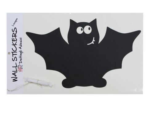 """lavagna adesiva , simil ardesia,adesivo per muro,pipistrello decorativo,pipistrello adesivo, creazioni """"Dettagli"""" Cagliari,blackboard sticker, like slate, wall sticker, decorative bat, bat sticker creations """"Details"""" Cagliari"""