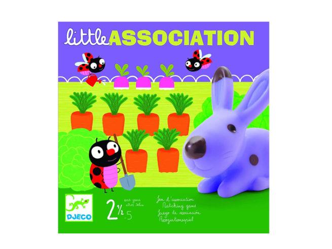 gioco di associazione per i più piccoli,dj08553