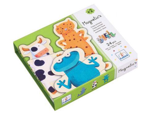 puzzle magnetico per bambini da 2 anni