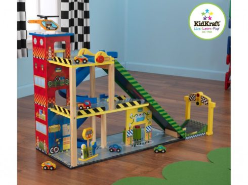 mega rampa per le macchinine , corsa di macchine ,gara di velocità,mega ramp for cars, race cars, speed race,kidkraft