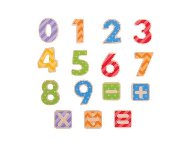 giochi didattici ed educativi , lettere in legno, bigjigs
