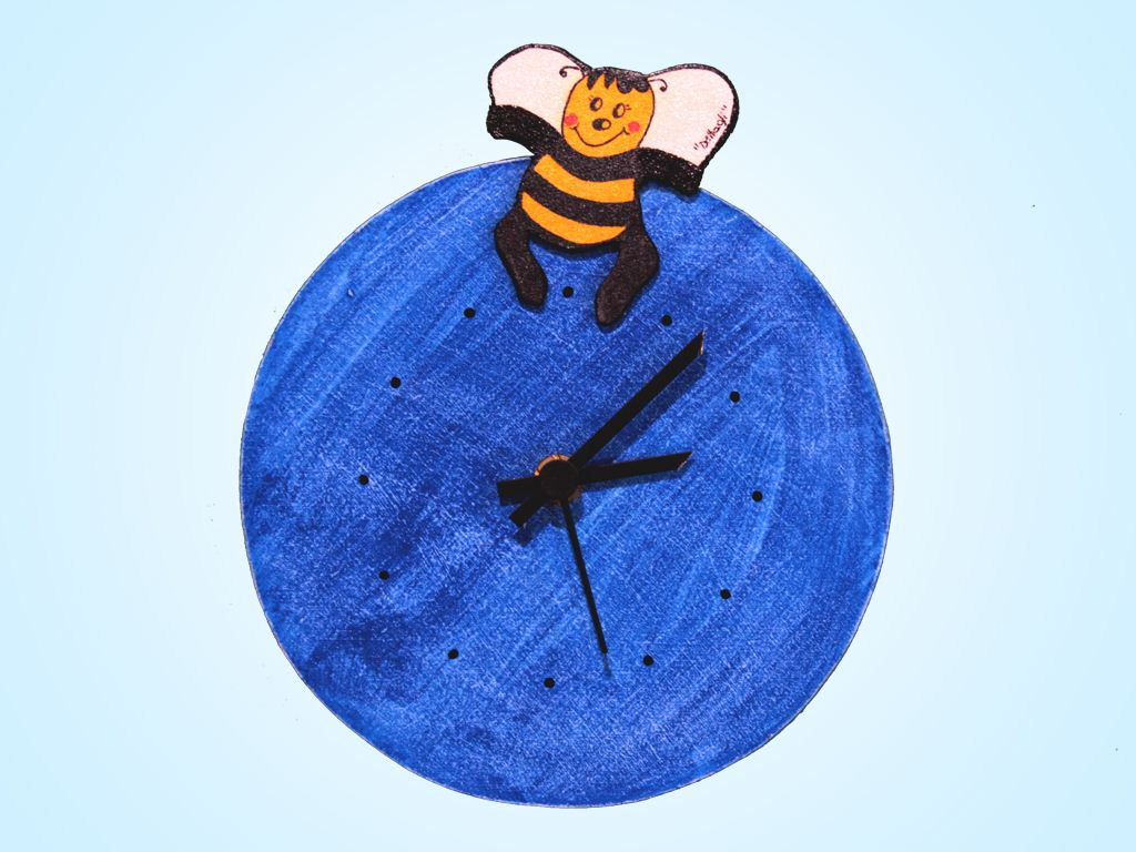 orologio da parete ape