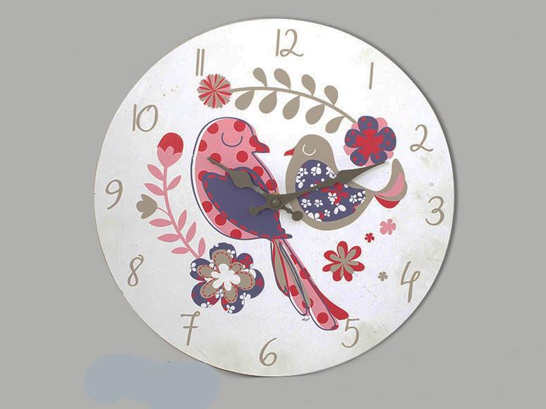 orologio con uccellini , romantico, home decor, oggettistica country,Alarm birds, romantic, home decor, country gifts,