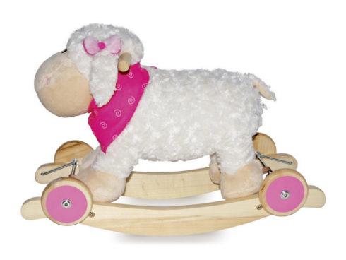 Children's rocking sheep , dondolino per bambini, macchinina per bambini