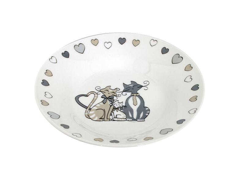 piatto per dolce gattino, ceramica da cucina gatto,micio, accessori da cucina spiritosi con soggetto gatto,dish for sweet kitty, kitchen ceramic cat, kitty, kitchen accessories witty person with cat