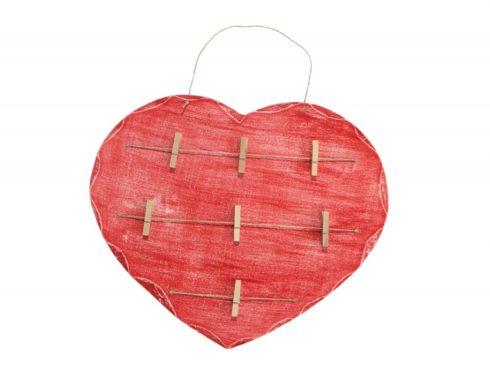 portafoto per innamorati san valentino festa della mamma cuore rosso love amore ti amo