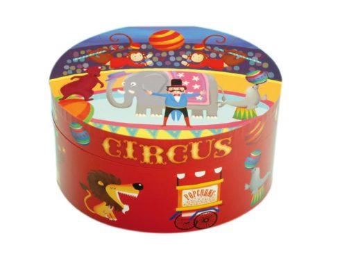 scatola per collane e bracciali circo