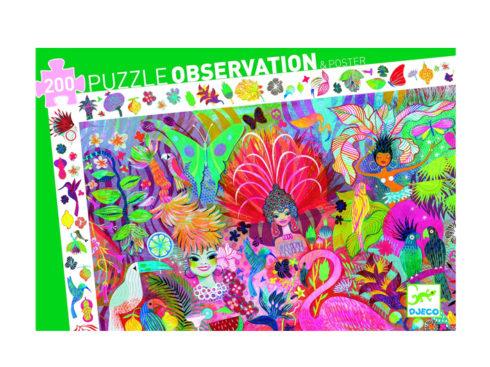 puzzle disegno d'osservazione per bambino , dj07452