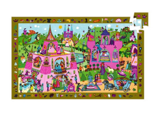 puzzle disegno d'osservazione per bambino , dj07556
