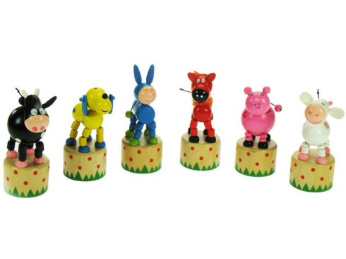 animali modellabili, snodabili , gioco tradizionale di una volta,animals modeled, articulated, traditional game of once,bigjigs toys