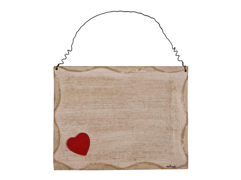 targa da personalizzare con frasi o massime per la mamma per san valentino