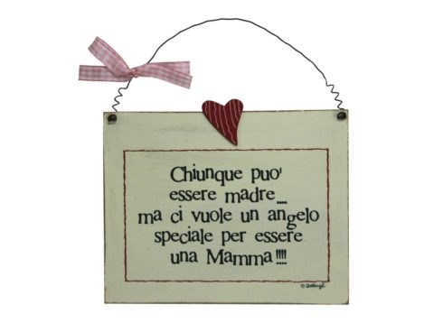 gift for mom, with a dedication plaque, regalo per la festa della mamma, targa con dedica, frasi on-line,creazioni dettagli