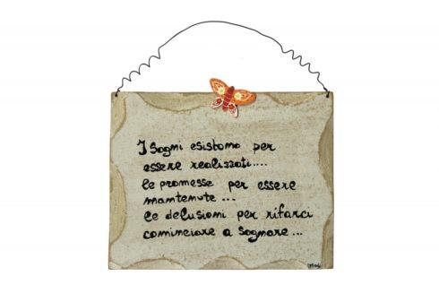 frasi simpatiche ,portafortuna, regalo per tutti ,regalo ideale per un amico, sognare , realizzare i propri sogni
