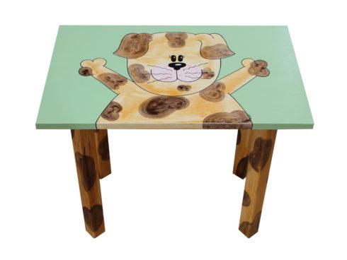 banchetto bambini in legno,tavolo scuola bambino,banchetto tavolino per disegnare, complementi per camerette, banco scuola, tavolo bimbo