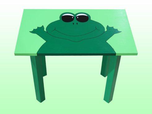 tavolino bimbo ranocchia allegra