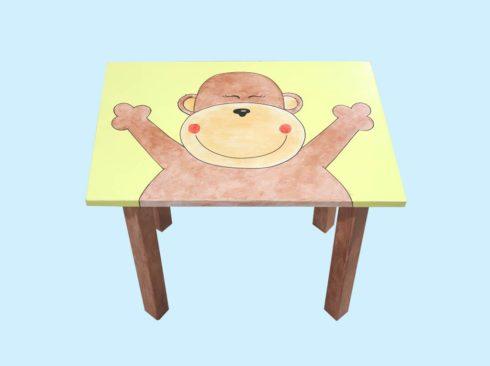tavolino scimmia