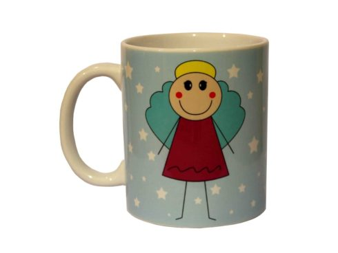 cup angel, dedicated to the mother, un angelo di mamma , regalo per la festa della mamma