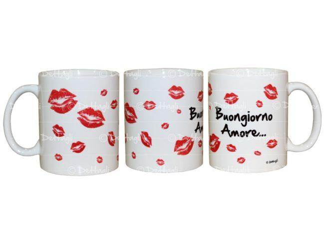tazza personalizzabile con baci,tazza con nome,tazza per innamorati, creazioni dettagli cagliari,mug personalized with kisses, name mug, mug for lovers, creations details cagliari,