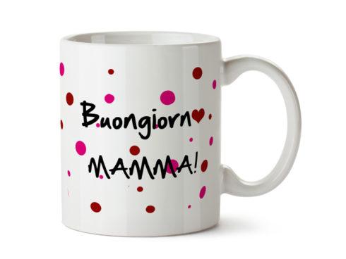 tazza con dedica alla mamma regalo per la festa della mamma