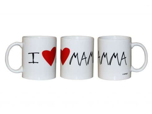 tazza personalizzabile con dedica alla mamma,mamma ti voglio bene,creazioni ''Dettagli'' Cagliari,personalized mug with a dedication to his mother, Mama I love you,'' Details'' creations Cagliari,
