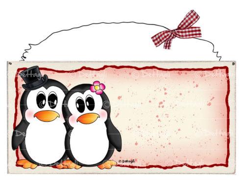 """targa per porte con frasi spiritose, dediche, tumbrl, coppia pinguini, love,artigianato italiano, creazioni """"dettagli"""" cagliari, Door plate with witty phrases, dedications, tumbrl, couple penguins, love, Italian craftsmanship, creations """"details"""" cagliari"""