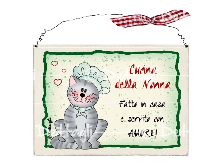 "targhetta artigianale con dedica ai gatti , regalo per amanti dei gatti, vendita online oggeti con gatti , creazioni ""Dettagli"" Cagliari ,nameplate crafted with dedication to cats, gift for cat lovers, online sale Objects with cats, creations ""Details"" Cagliari"
