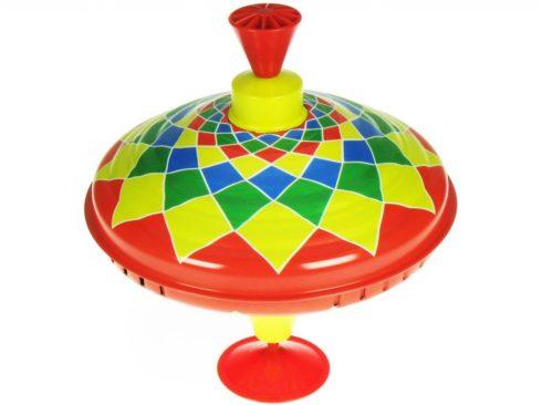 trottola per bambini piccoli, gioco tradizionale , giochi dei nonni,top for small children, the traditional game, games grandparents,bigjigs toys