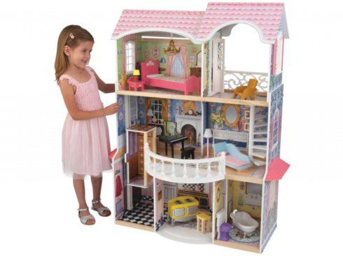 casa per le bambole gigante , dollhouse giant,kidkraft 65839